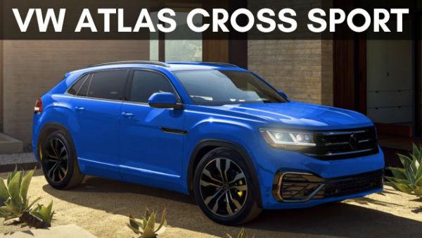 Volkswagen Atlas 2020 Blue