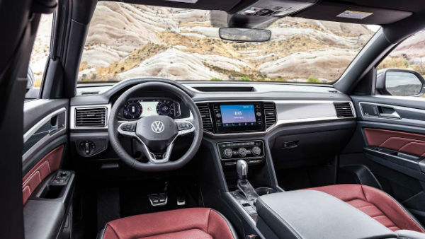 Volkswagen Atlas 2020 Interior