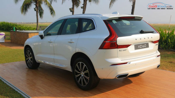 Volvo XC60 2020 India
