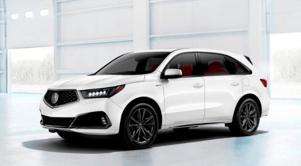 2021 Acura MDX Hybrid