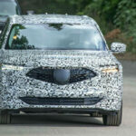 2021 Acura MDX Spy Shots