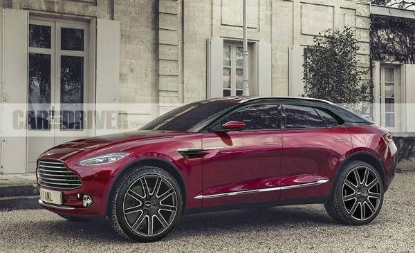 2021 Aston Martin DBX SUV