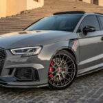 2021 Audi RS3 Nardo Grey