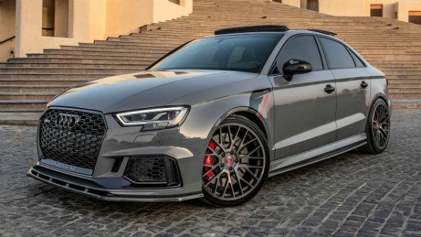 2021 Audi RS3 Nardo Grey