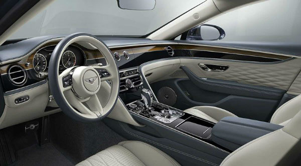 2021 Bentley Flying Spur Interior