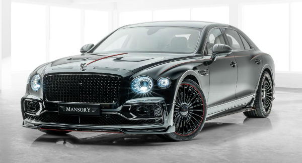 2021 Bentley Flying Spur Mansory