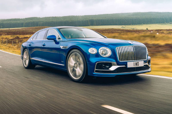 2021 Bentley Flying Spur Sedan