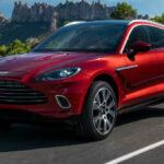Aston Martin 2021 DBX