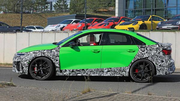 Audi RS3 2021 Limousine