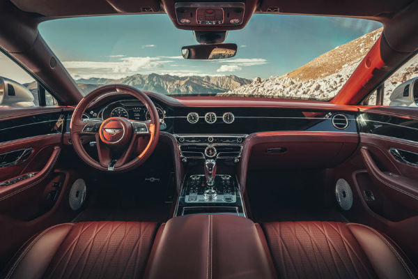 Bentley Flying Spur 2021 Interior