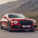 Bentley Flying Spur 2021 V8