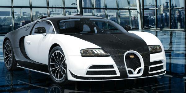 2021 Bugatti Veyron 16.4