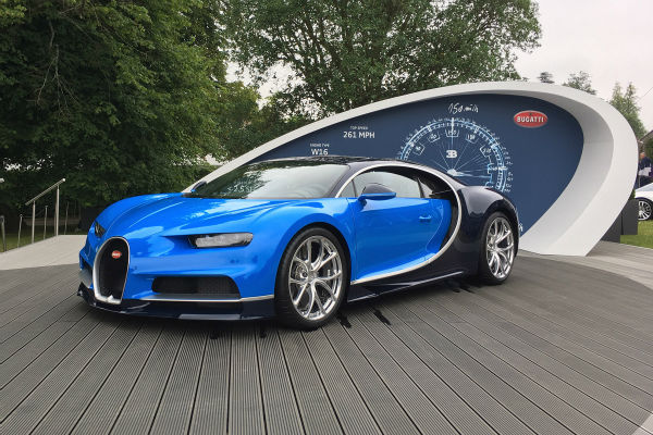 2021 Bugatti Veyron Super Sport
