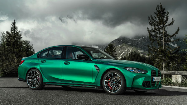 2021 BMW M3 Competition Package