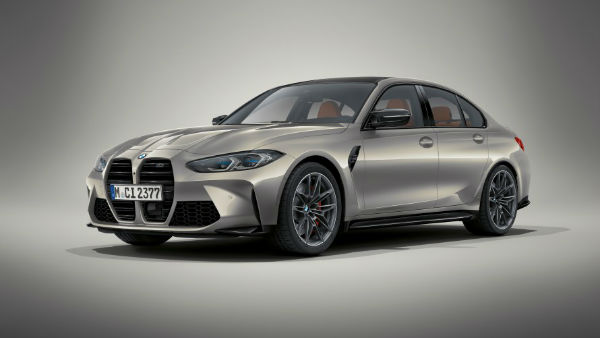 BMW M3 2021 Grey