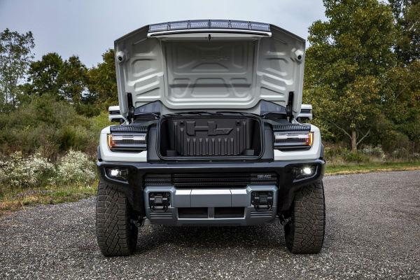 2022 EV Truck