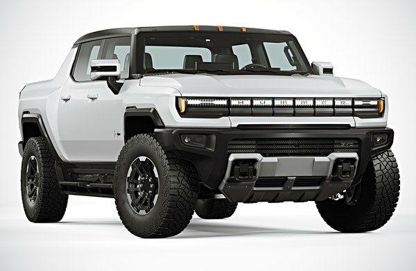 GMC Hummer 2022 EV